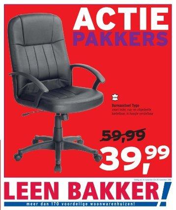 PAKKERS - Leenbakker