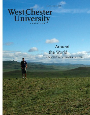 Around the World - West Chester University