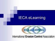 IECA eLearning