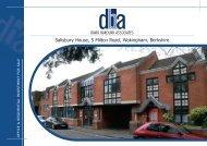 Salisbury House, 5 Milton Road, Wokingham ... - DBA Properties
