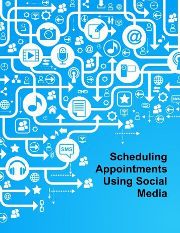 Scheduling Appointments Using Social Media - Appointment-Plus
