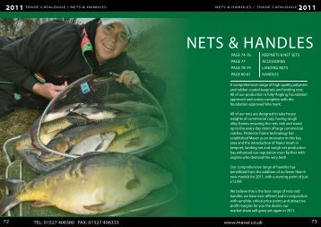 NETS & HANDLES - Peca