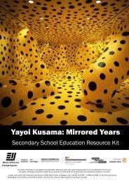 Yayoi Kusama: Mirrored Years - City Gallery Wellington