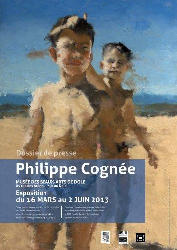 Philippe Cognée - Musées en Franche-Comté
