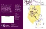 Télécharger Flash 2009 - La joie par les livres - Bibliothèque ...