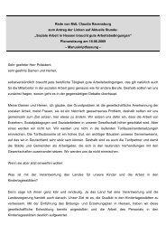 Rede im Hessischen Landtag zum Thema Soziale Arbeit in Hessen ...
