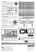 Ultra Portable Multimedia PLC-XUH5/ XUT05 Projector A Bri9htˊ ... - Page 2