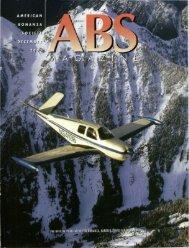 December 2003 - American Bonanza Society