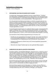 1/3 Sachdarstellung und Begründung - bei der Stadt Sindelfingen