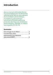 Introduction - e-Catalogue - Schneider Electric