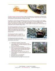 Thredbo's Premier Ski Accommodation Chalet, Fire Dreaming is a ...