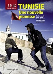 PAYS TUNISIE - Jeune Afrique