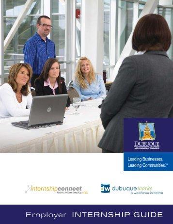 Employer Internship Guide - University of Dubuque