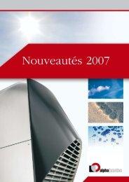 Nouveautes 2007.pdf - Dalcalor.ch