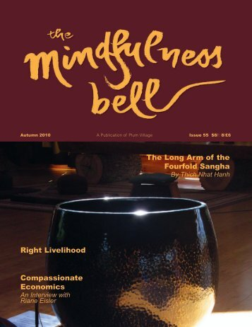 The Long Arm of the Fourfold Sangha - The Mindfulness Bell