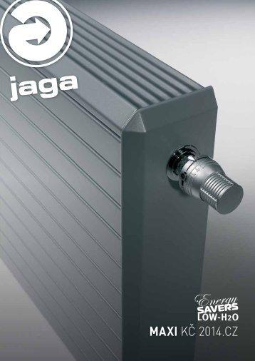 Ceník Maxi pdf - Jaga