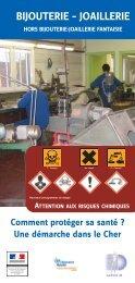 Attention aux risques chimiques - La Carsat Centre