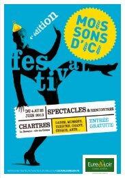 Télécharger le programme complet - Conseil général d'Eure-et-Loir
