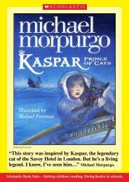 Kaspar Prince of Cats - Scholastic