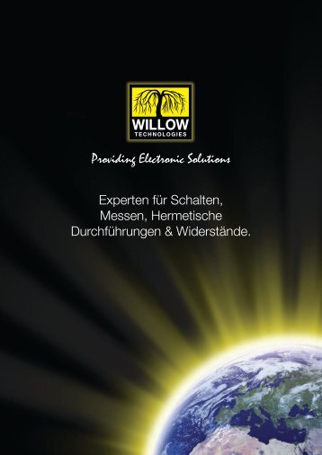 Providing Electronic Solutions - Willow.co.uk