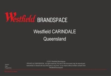 Download Centre Map - Westfield Pop-Up