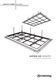 Axiom KE Canopy - Armstrong