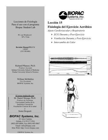 BIOPAC Systems, Inc