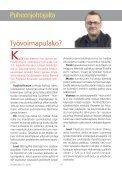 Sekahedelmä 2-2013 - Helsingin Elintarviketyöntekijät ry AO 10 - Page 4