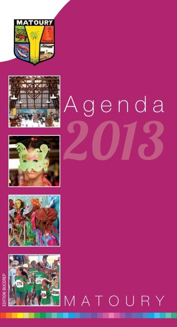Agenda : Matoury - Les Agendas des Mairies