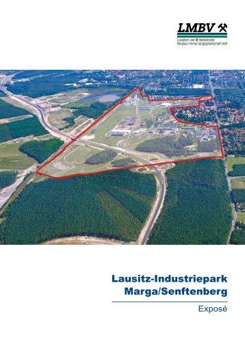 Lausitz-Industriepark Marga/Senftenberg - Mitteldeutsche ...