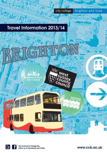 Student Travel Booklet - City College
