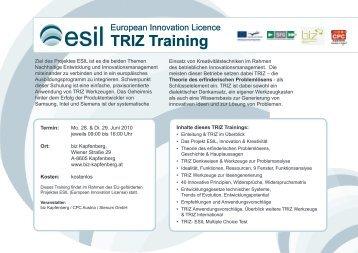 Einladung_ESIL TT TRIZ.pdf - STENUM GmbH