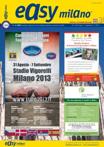 Download Issue 285 - Easy Milano