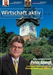 Wirtschaft aktiv - (RFW) Steiermark