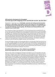 Pressemeldung zum Download. (84 kB) - Fashion Net Düsseldorf