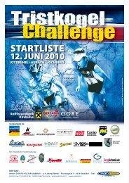 Tristkogel Challenge Kitzbühel - Starterliste