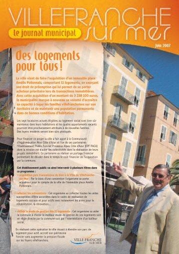 Mise en page 1 - Villefranche-sur-Mer
