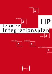 Lokaler Integrationsplan - Niedersächsischer Integrationsrat