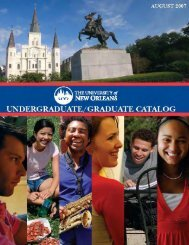 Untitled - University of New Orleans