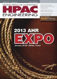 Our new AirElite featured in HPAC Engineering - MacroAir