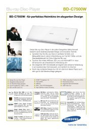Blu-ray-Disc-Player BD-C7500W