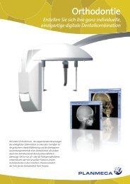 Orthodontie - Planmeca Oy