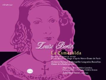 La Esmeralda - Radio France