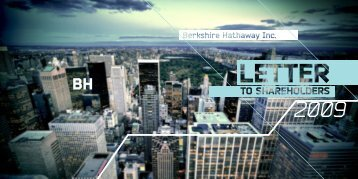 BerkshireHathaway by Megan Guise - Brendan Hibbert Design