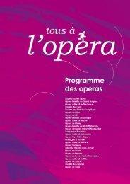 Programme - Radio France
