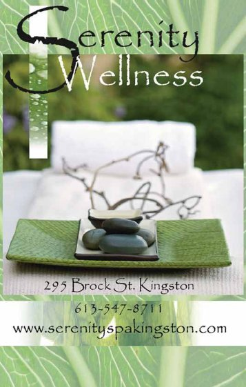 Wellness At Serenity