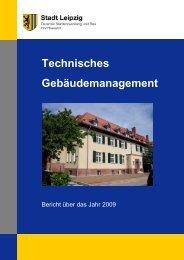 Technisches Gebäudemanagement Bericht 2009