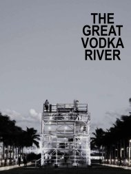 THE GREAT VODKA RIVER