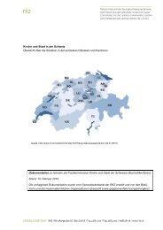 Kirche und Staat in der Schweiz - RKZ