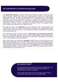 für Gesundheit und Wohlbefinden - Seite 5